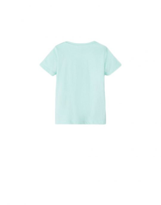 Name It Victor Top (13190764) Blue Tint