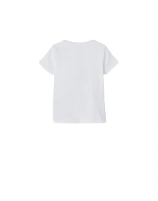 Name It Victor Top (13190764) Bright White