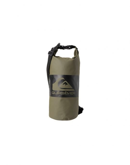 Quicksilver Small Water Stash-Roll Top Surf Pack 5L (AQYBA03019 CQY0) Thyme