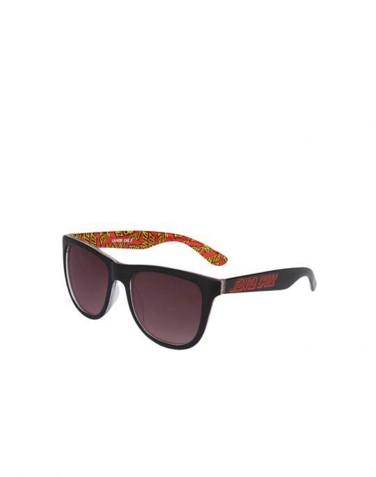 Santa Cruz Multi Classic Dot Sunglasses (SCSCA-SUN-0136) Black
