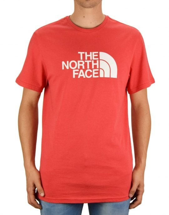 The North Face Easy Tee (NF0A2TX3V341) Rococco Red