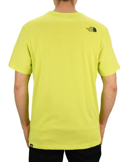 The North Face Standard Tee (NF0A4M7XJE31) Sulphur Spring Green