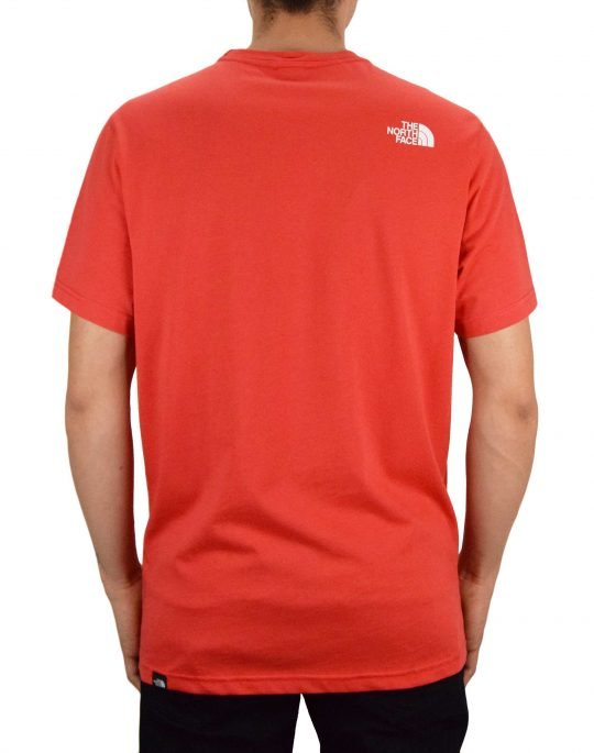 The North Face Standard Tee (NF0A4M7XV331) Horizon Red