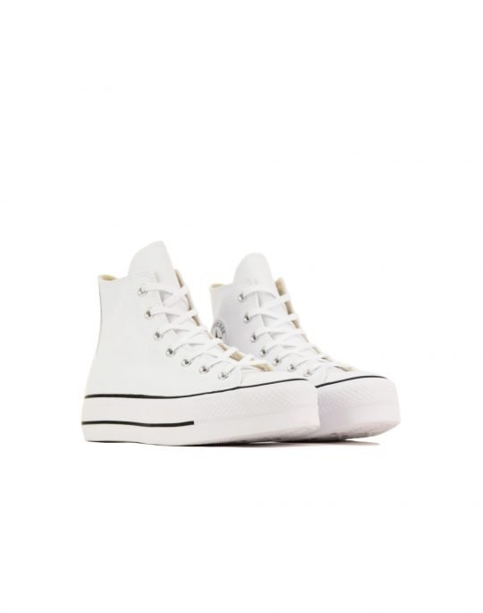 Converse Chuck Taylor All Star Lift (561676C) White/Black/White