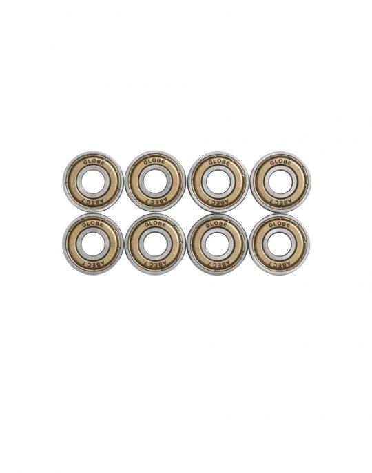 Globe Abec 7 Bearings (GB11225001) Metallic