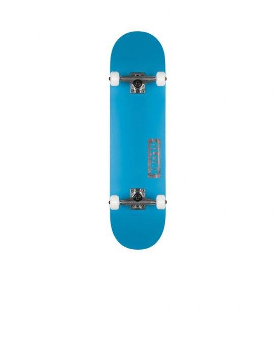 Globe Goodstock 8.375 Complete Skate (GB10525351) Neon Blue