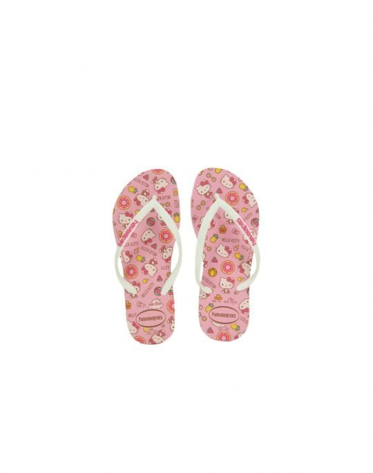 Havaianas Kids Slim Hello Kitty (4145748 5217) Macaron Pink