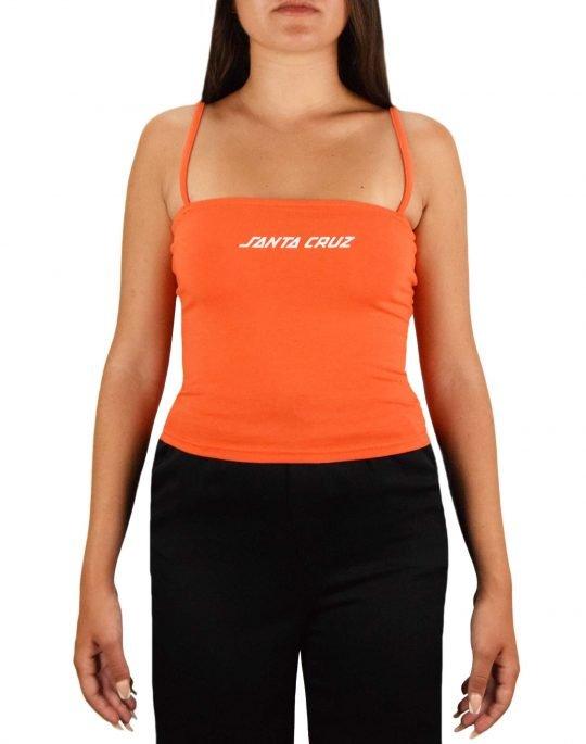 Santa Cruz Strip Vest (SCA-WVE-035) Burnt Red