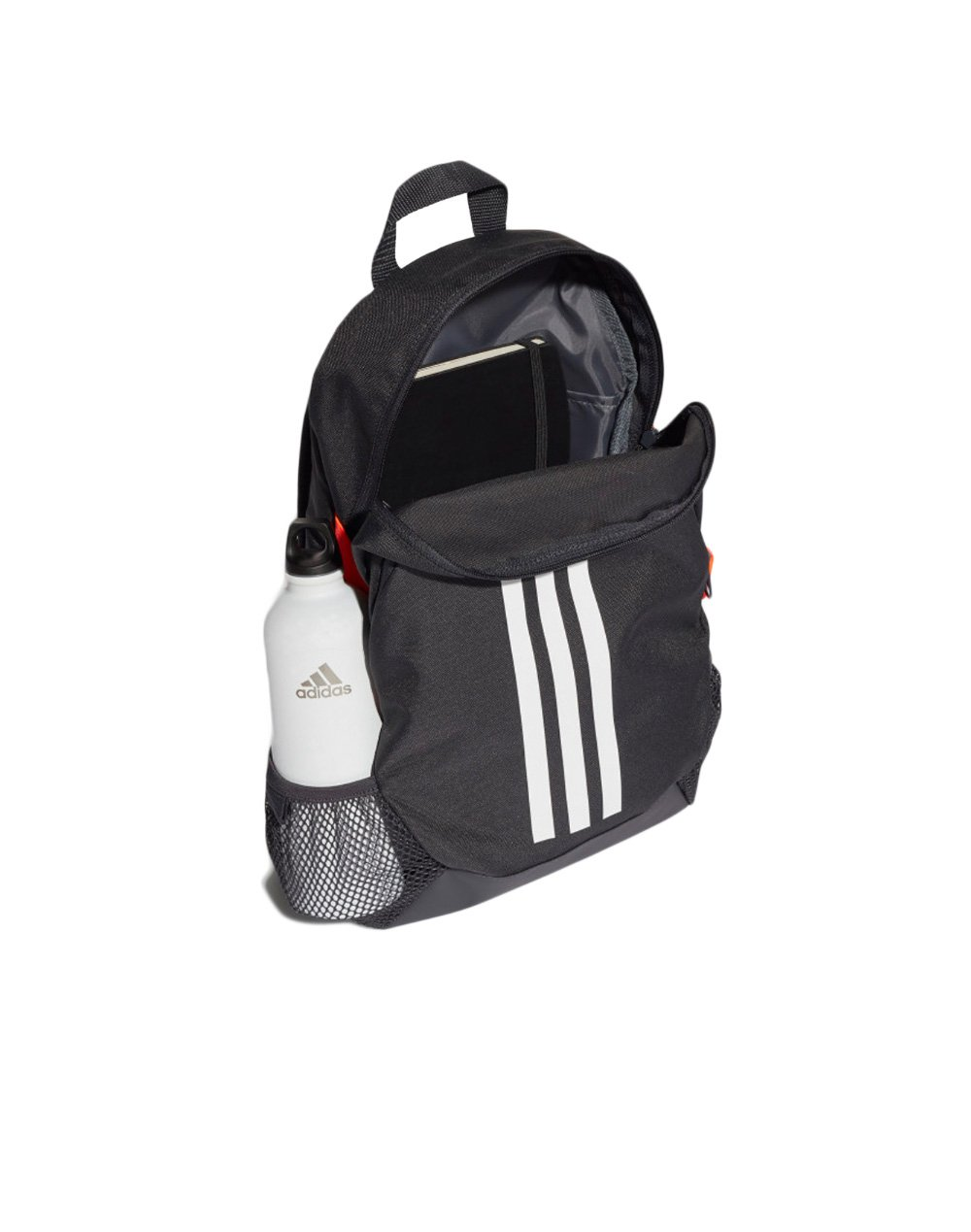 Adidas Power 5 Small Backpack (H48397) Carbon/White/Vista Grey/App Solar Red