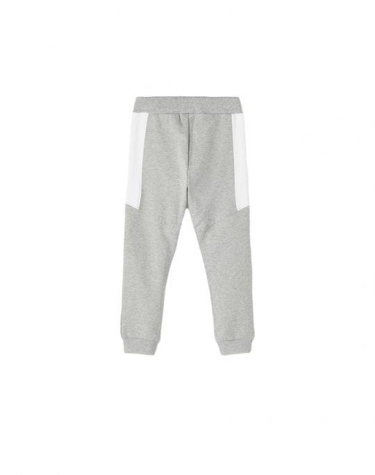 Name It Laust Sweat Bru Box Pants (13194614) Grey Melange