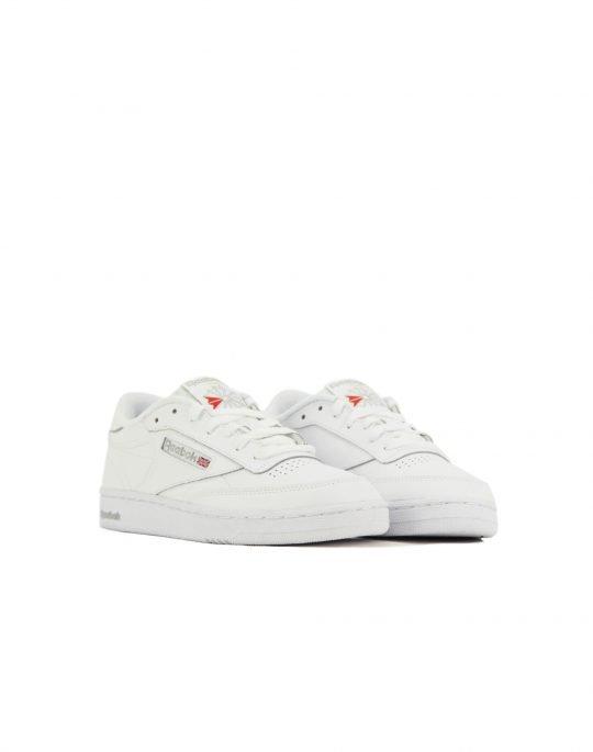 Reebok Club C 85 (AR0455) White/Sheer Grey