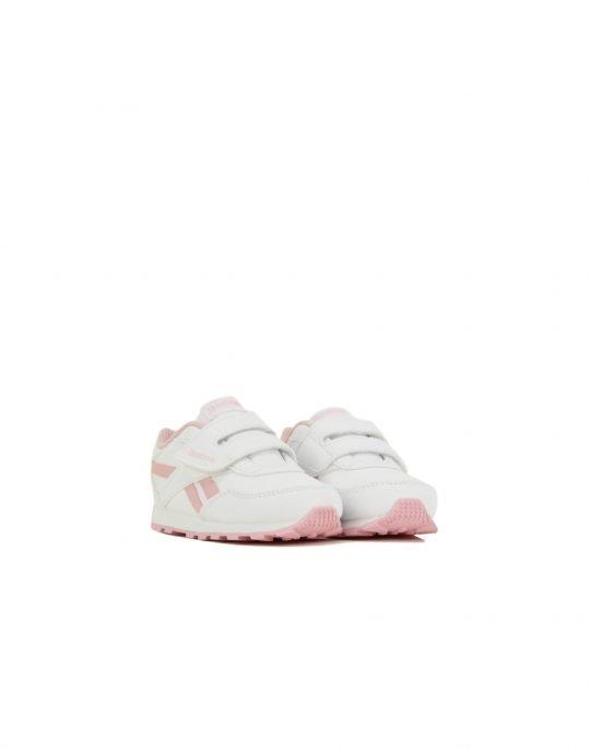 Reebok Royal Rewind Run Shoes (FZ2098) White/Classic Pink/Classic Pink