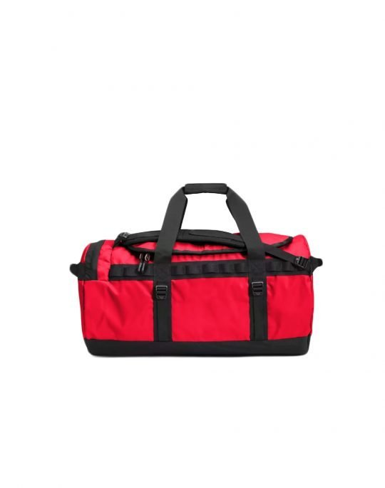 The North Face Bace Camp Duffel 95L (NF0A52SBKZ31) Red/Black