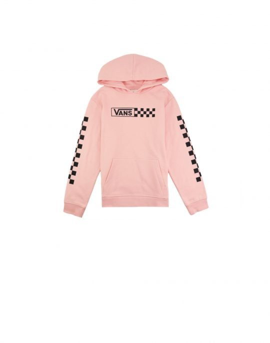Vans Fun Day Youth Hoodie (VN0A5I77ZJY1) Powder Pink