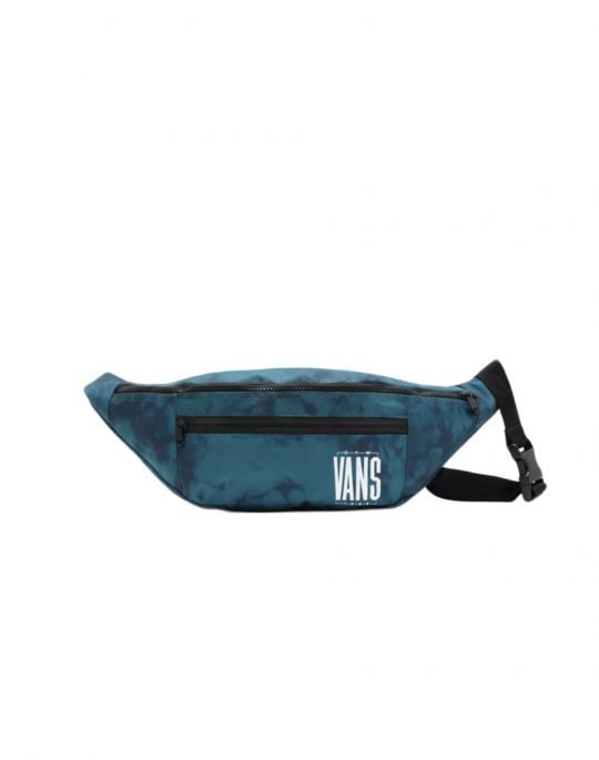 Vans Ward Crossbody Pack (VN0A2ZXXZ931) Blue Coral/Tie Dye