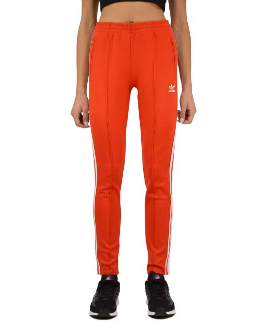 Adidas Primeblue SST Track Pants (H34579) Red