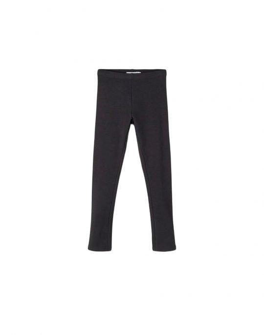 Name It Davina Solid Sweat Legging (13195885) Black