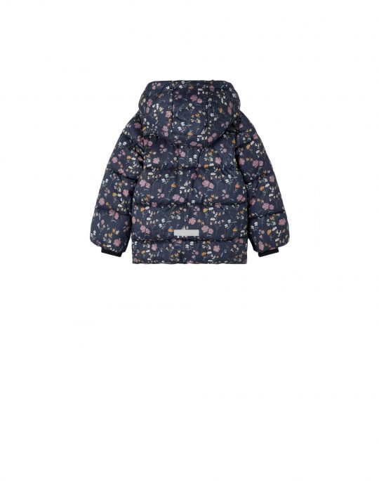 Name It May Puffer Jacket (13192482) Dark Sapphire