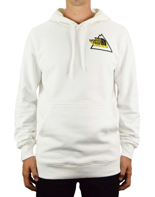 The North Face Threeyama Hoodie (NF0A5ICTFN41) White