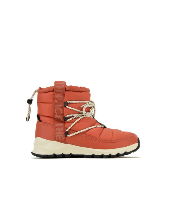 The North Face Woman's Thermoball Lace Up (NF0A4AZGT971) Burnt Ochre/Black