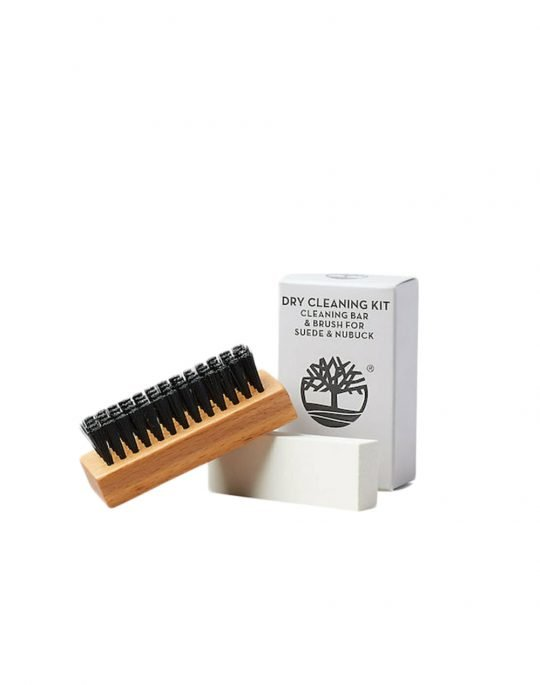 Timberland Dry Cleaning Brush And Bar Kit (TB0A1BSV0001) No Color