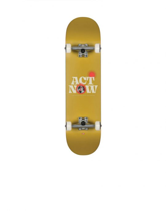 Globe G1 Act Now 8.0 Complete Skate (GB10525404) Mustard