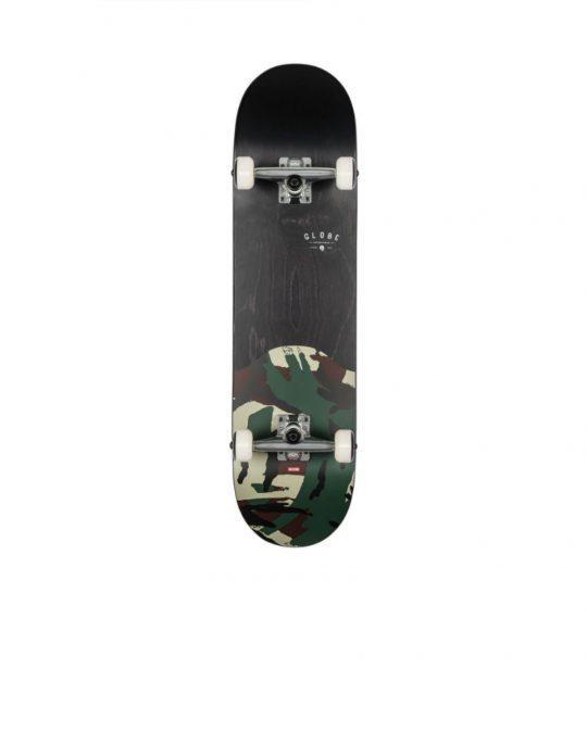 Globe G1 Argo 8.125 Complete Skate (GB10525315) Black/Camo