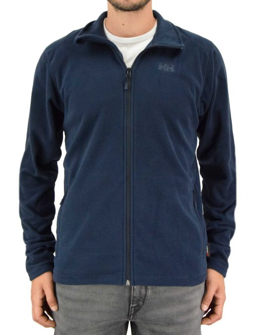 Helly Hansen Daybreaker Fleece Jacket (51598-598) Navy