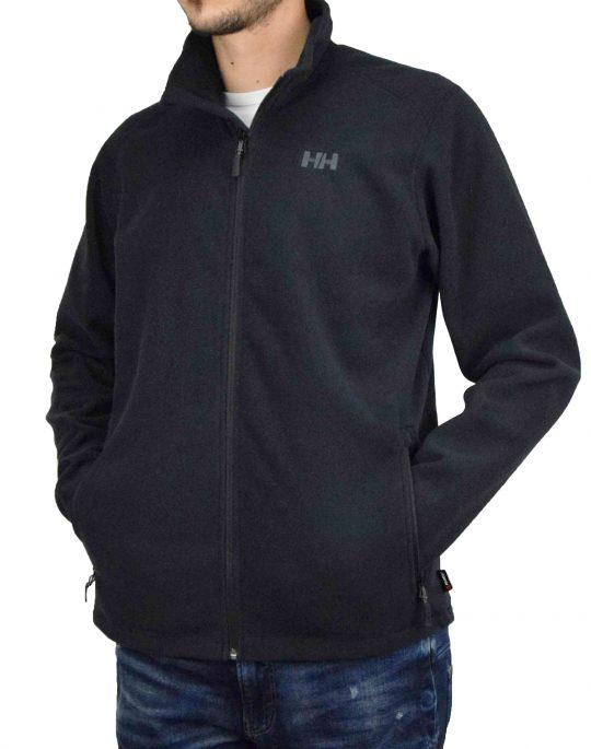 Helly Hansen Daybreaker Fleece Jacket (51598-990) Black