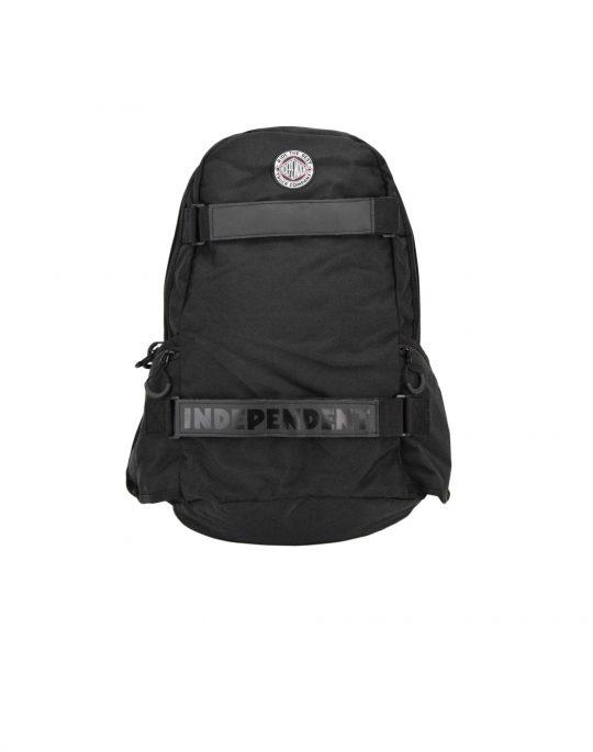 Independent R.T.B. Summit Skatepack Backpack 16L (IINA-BAG-0119) Black