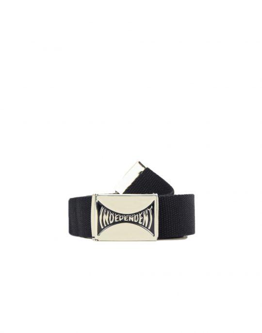 Independent Span Web Belt (INA-BEL-0119) Black