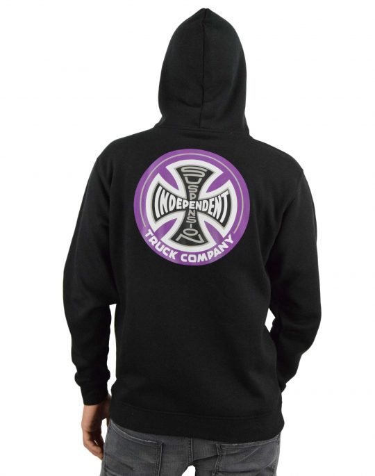 Independent Suspension Sketch Hoodie (INA-HDY-4211) Black