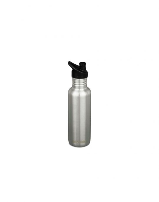 Klean Kanteen Classic With Sport Cap 800ml (1008438) Brushed Stainless