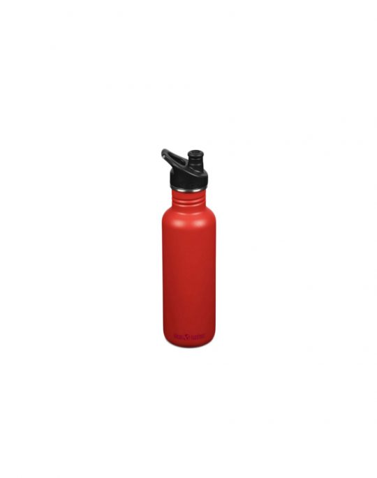 Klean Kanteen Classic With Sport Cap 800ml (1008442) Tiger Lily