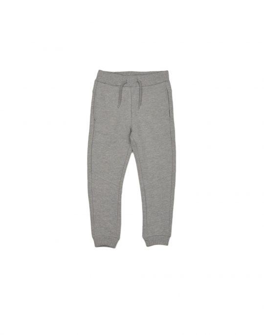 Name It Voltano Sweat Pant (13194187) Grey Melange