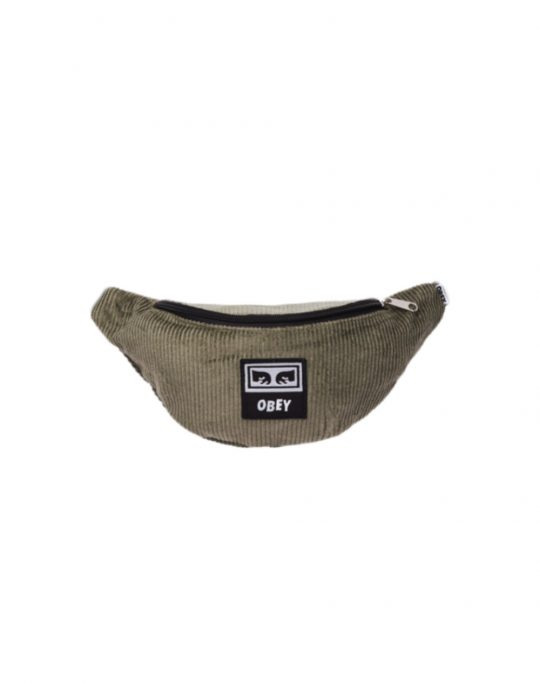 Obey Wasted Hip Bag (100010098) Army