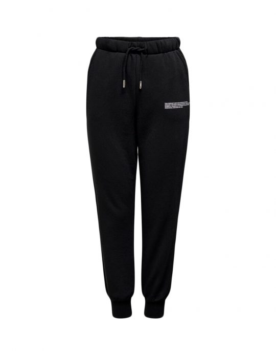 Only Cooper Life Sweater Pant (15239890) Black