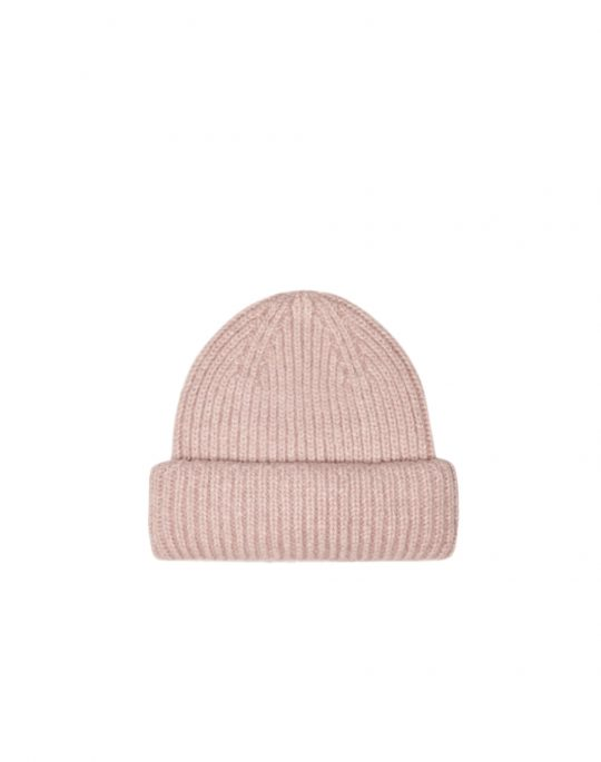 Only Sussy Life Knit Beanie (15233749) Rose Smoke