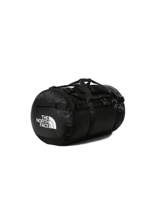 The North Face Base Camb Duffel 95L (NF0A52SBKY41) Black/White