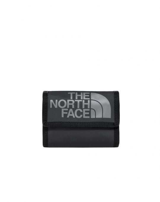 The North Face Base Camp 19cm x 12cm Wallet (NF0A52THJK31) Black