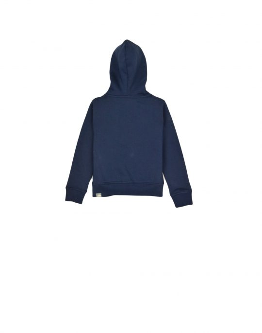 The North Face Youth Drew Peak Hoodie (NF0A33H4S7Y1) Navy/White