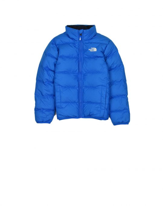 The North Face Youth Reversible Andes Jacket (NF0A4TJFT4S1) Hero Blue